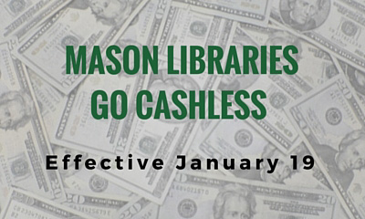 Libraries going cashless