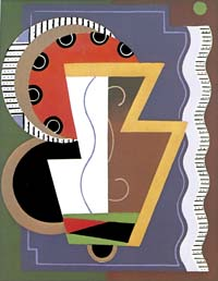 Jazz Art Deco - Public Domain image