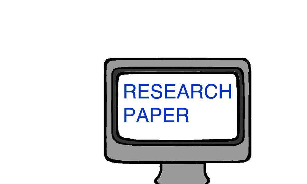 Research paper tutorial