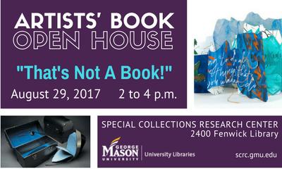 Artist Book Open House