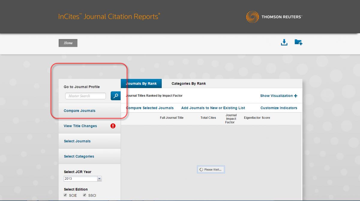 Impact Factor Tutorial | University Libraries, George Mason